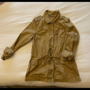 Levi's Womens cotton cargo jacket